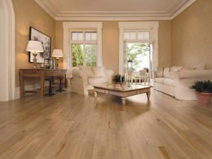 Aged Maple Nougat - Room