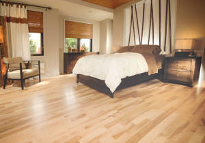 Yellow Birch Natural - Room